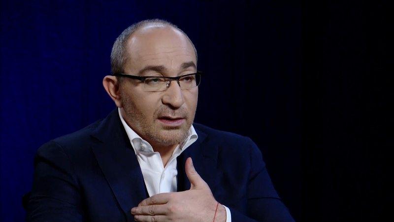 Кернес: «Ні з яким Коломойським, ні з якою Банковою я ні про що не домовлявся»