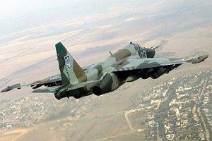 Авиация прибыла на помощь донецким пограничникам