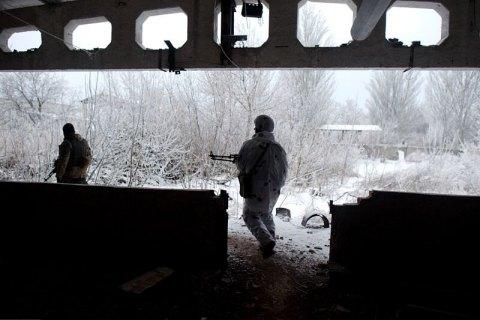 Трое военных ранены на Донбассе с начала дня