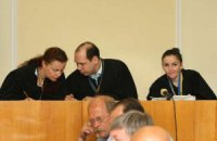 Суд продолжил рассмотрение дела Луценко