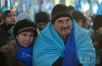 ПР отправила еще тысячу жителей Запорожья поддерживать власть в Киеве