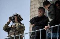 Украинские военные уничтожили танк террористов под Славянском, - Аваков