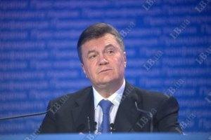 Янукович думает, что нардепы новой Рады оправдают доверие