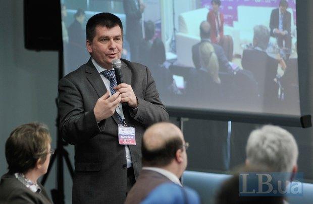 Игорь Когут, глава совета общественной организации <<Лаборатория законодательных инициатив>>