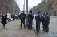 В трех регионах милиция перешла на усиленный режим работы