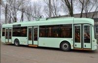 Людей не выпускали из троллейбуса в Донецке из-за приезда Януковича