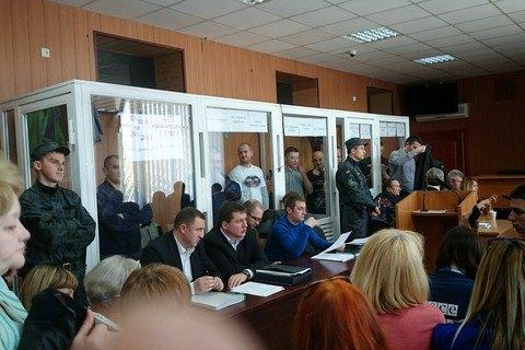 Суд отпустил под домашний арест трех одесских сепаратистов по делу 2 мая