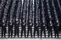 Патрульные полицейские Харькова приняли присягу