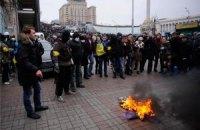 УДАР инициирует создание совместных с милицией патрулей на Майдане Независимости