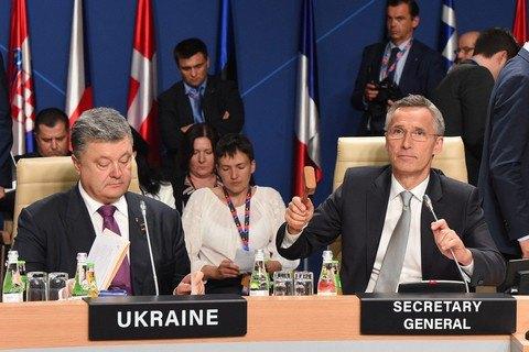 Украина получит углубленное партнерство с НАТО