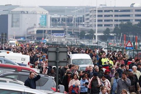 Полиция завершила следствие по взрывам в аэропорту Брюсселя