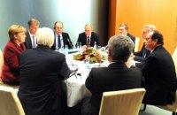 Меркель, Олланд и Путин провели переговоры по Сирии
