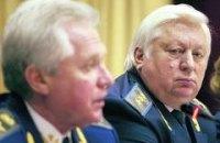 Янукович свел генпрокуроров в СНБО