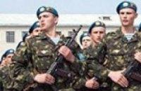 В украинской армии введут новое звание