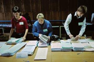 Выборы в Украине завершились