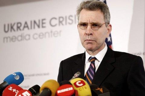 Пайетт: США ненашли подтверждений обвинениям отРФ во«вторжении вКрым»