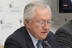 Тарасюк: решение Приднестровского конфликта больше зависит от России, чем от ОБСЕ