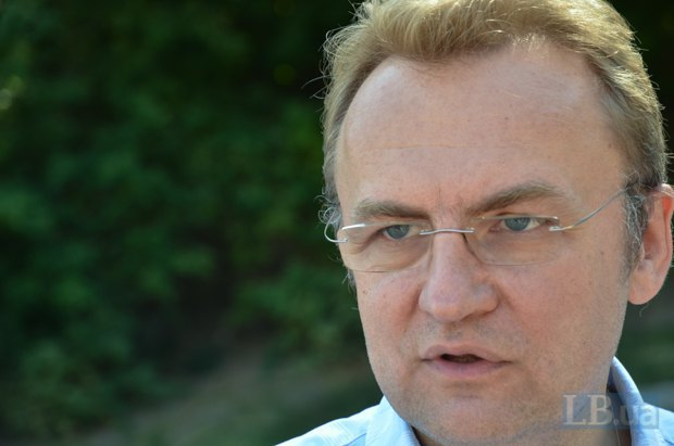 """Лидер """"Самопомощи"""" Андрей Садовый"""