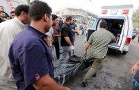 Премьер Ирака сообщил о 172 погибших в результате взрывов в Багдаде