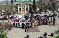В Севастополе прошел митинг за отставку путинского наместника