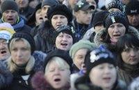Градус народного гнева достиг градуса украинского самогона и может крепко стукнуть в голову, - БЮТ