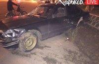 Харьковские патрульные спасли от самосуда водителя, сбившего насмерть пешехода на переходе
