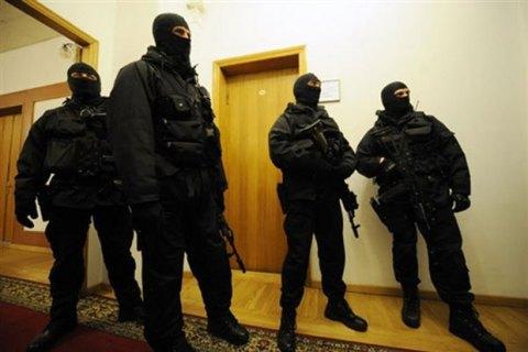 Военная прокуратура поводит обыск в СБУ Запорожской области (обновлено)