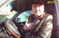 Депутат Николаевского облсовета, попавшись пьяным за рулем, пытался откупиться от полиции