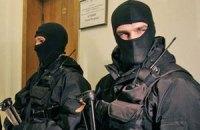 """В Верховной Раде Крыма искали """"террористов"""""""