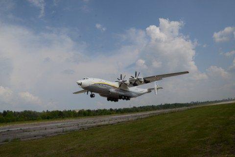 «Антей» отправился впервый коммерческий рейс после ремонта