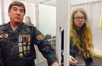 Суд оставил под стражей подозреваемых в нападении на АЗС и убийстве милиционеров
