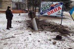 Краматорск обстреляли с юго-востока, - ОБСЕ