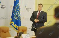 Янукович велел установить памятник автору гимна Украины
