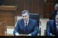 Прокуратура завершила расследование дела о госизмене Януковича