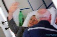 Водитель скорой помощи: в машине Тимошенко вела себя спокойно