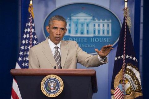 Обама продлил санкции против России еще на год
