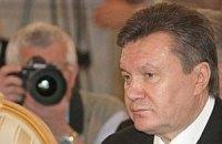 Янукович собрался в очередную агитационную поездку