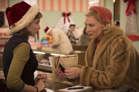 """""""Керол"""" стала найкращим фільмом року за версією нью-йоркських кінокритиків"""