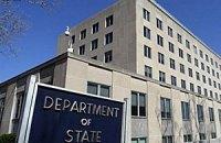Госдеп США: санкции против украинских властей - лишь один из инструментов влияния