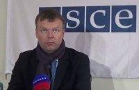 Наблюдатели ОБСЕ попали под обстрел возле Авдеевки