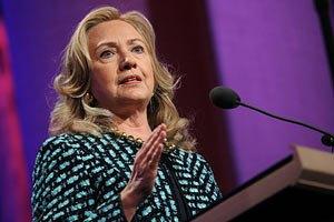 Хиллари Клинтон посоветовала правительству Украины идти путем Манделы