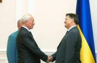 Президент ОБСЕ похвалил Януковича и Азарова за реформы