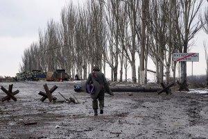 ДНР отказалась начать отвод тяжелой техники