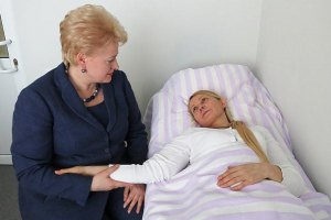 Дело Тимошенко не должно стать тормозом, - Президент Литвы