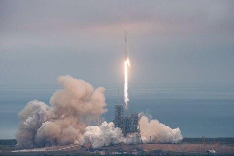 SpaceX со второй попытки успешно запустила ракету-носитель Falcon 9