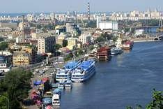 Киевские причалы и набережные вернули в госсобственность