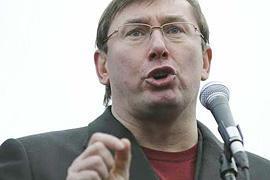 Луценко: власть пытается не допустить меня к выборам в ВР