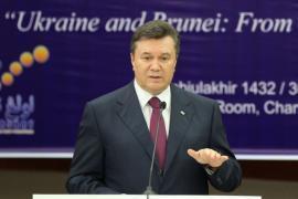 Янукович заинтересовался туристической инфраструктурой Брунея
