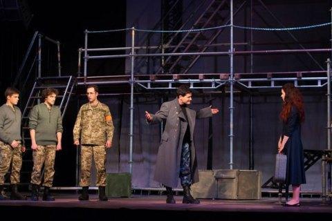 Британський режисер поставив у Києві п'єсу Шекспіра