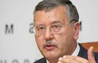 Гриценко сегодня зарегистрировал документы в ЦИК как кандидат в президенты